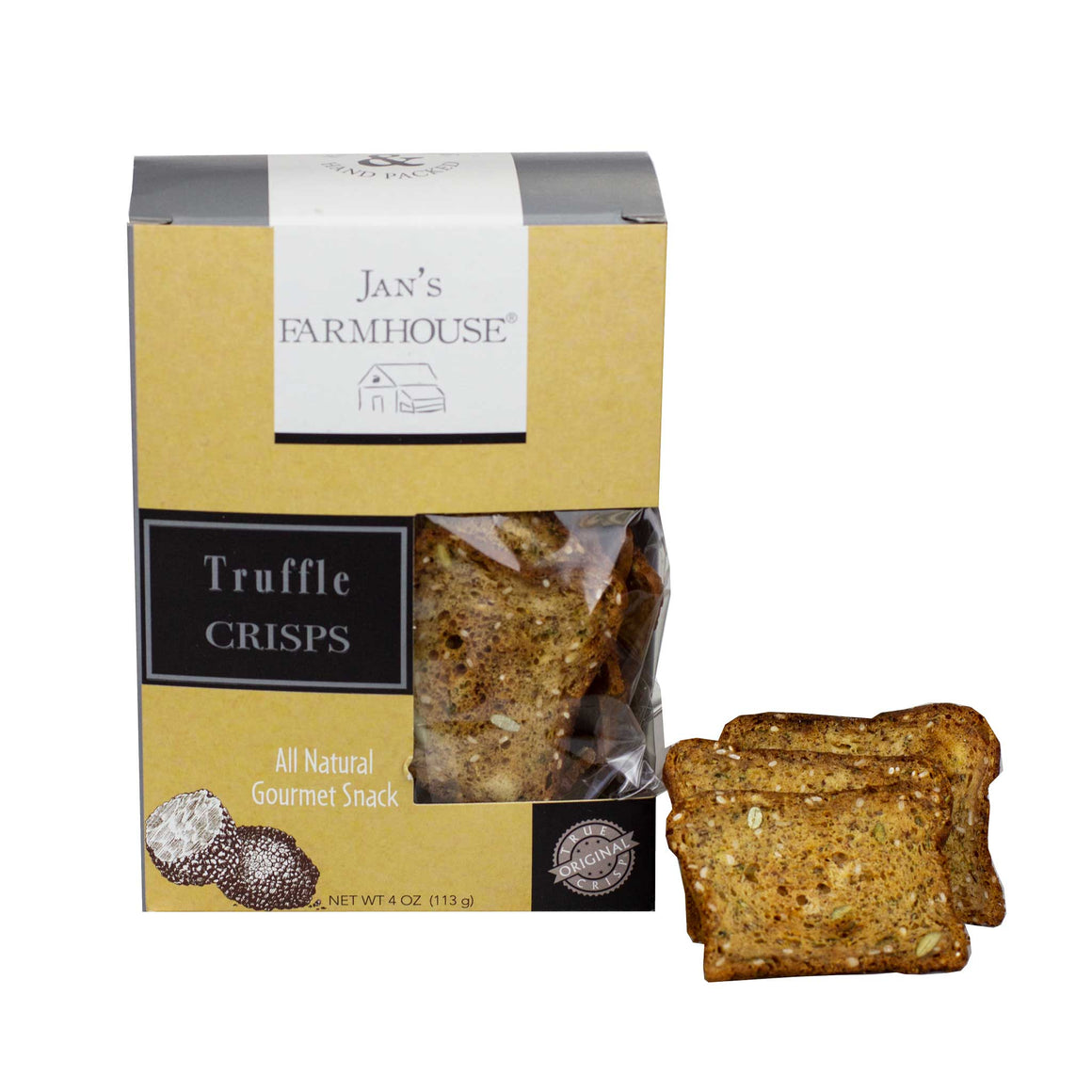 Jan's Farmhouse Truffle Crisps
