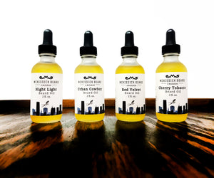 Premium Beard Oil - 2 oz.