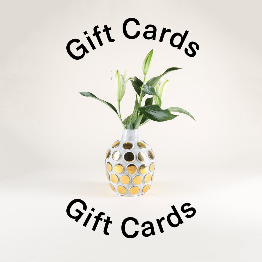 The Object Enthusiast Gift Card