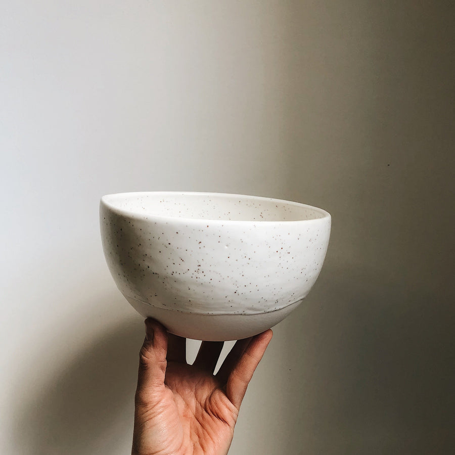 Everyday Speckled Bowl