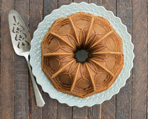Vaulted Cathedral Bundt Pan