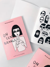 On s'en branle - zine