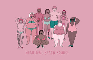 Beautiful beach bodies - Impression A4