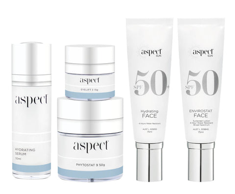 Aspect Minerals image for skincare blog