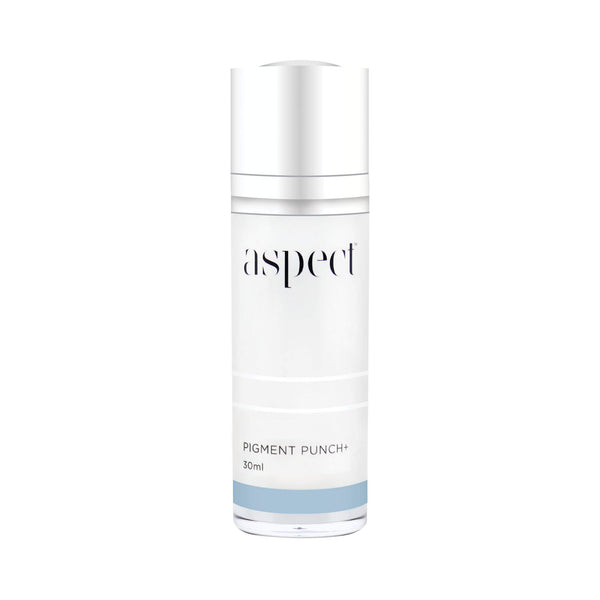 Aspect Pigment Punch+ serum. Defy age spots and pigmented areas with this advanced formula.
