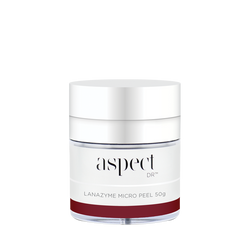 Aspect Dr Lanazyme Micro Peel, a new exfoliating gel product from an Australian Skincare company.