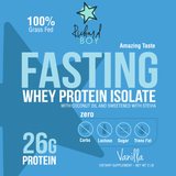 FASTING WHEY PROTEIN ISOLATE VAINILLA  (RICHARD BOY) 870 g.