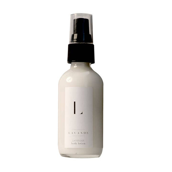 Lavender Body Lotion 2oz