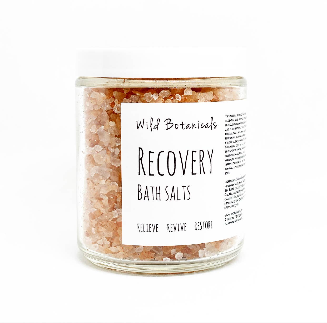 9oz Bath Salts