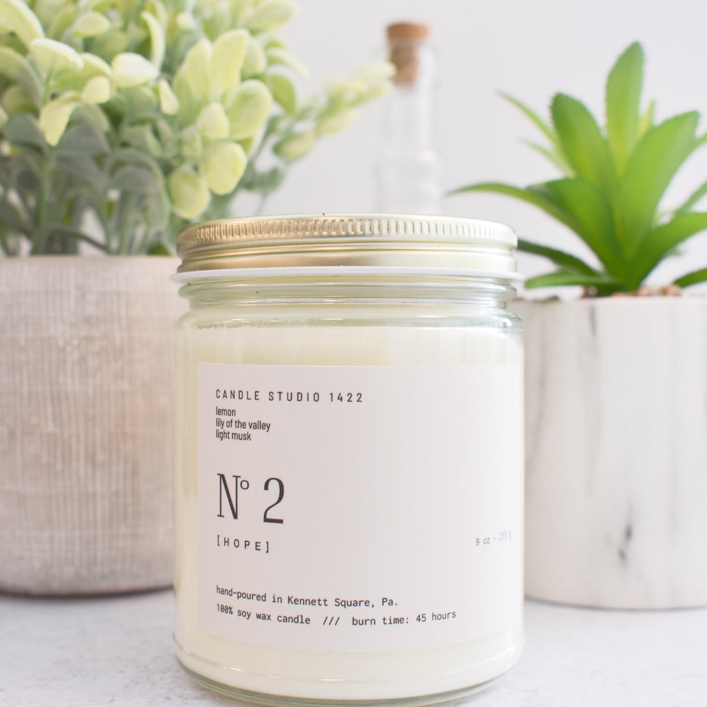 Hope Soy Candle