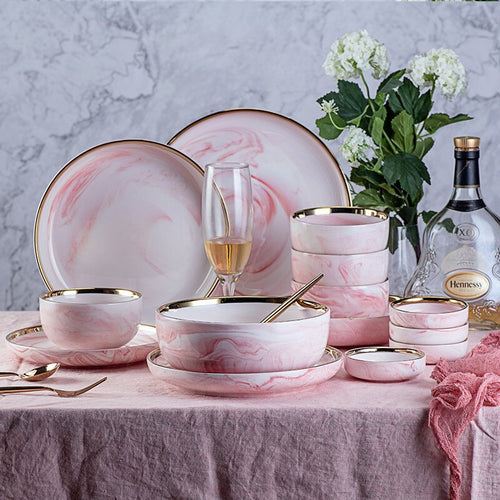 PINK DIAMOND DINING COLLECTION