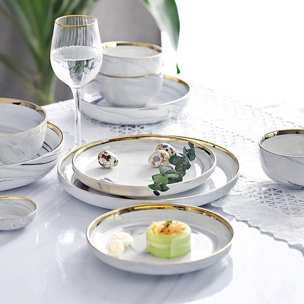 WHITE DIAMOND DINING COLLECTION
