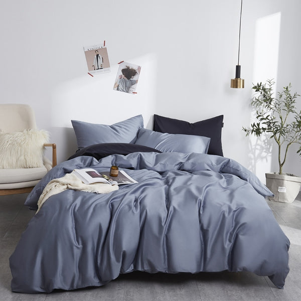 DECOR LANE  PREMIUM DUVET & SHAMS EGYPTIAN COTTON 500TC