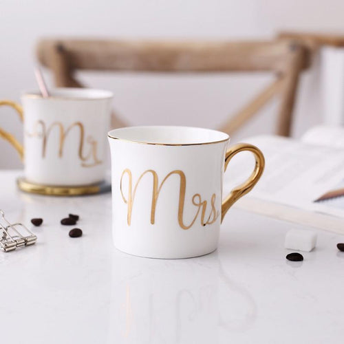 MR & MRS FANCY MUG