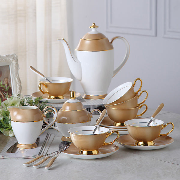 SERENITY TEACUP COLLECTION SET