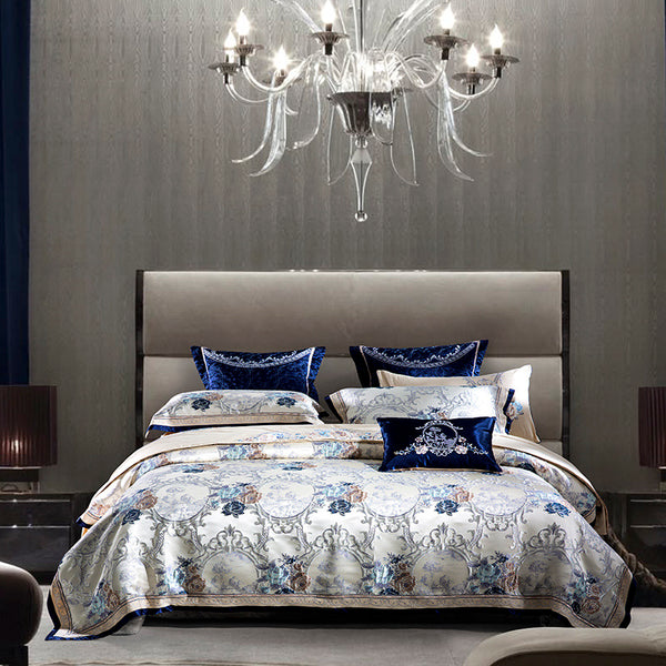 LA BELLA LUXURY DUVET COVER & SHAMS 600TC