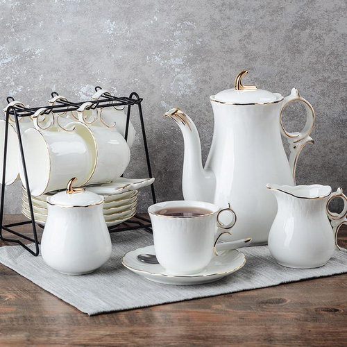 PORT REGALO TEACUP COLLECTION SET