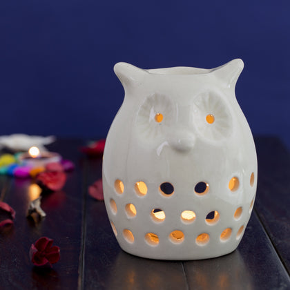 Owl Shaped Essential Oil Diffuser