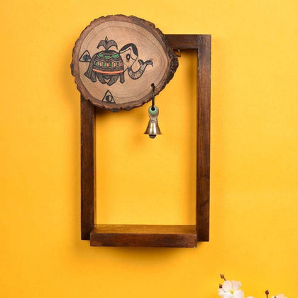 Wall Mounted Wooden Shelves For Living Room| Decorative Wall Shelf For Home