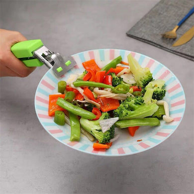 Hot bowl and dish gripper/holder