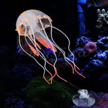 Load image into Gallery viewer, Luminous jellyfish aquarium decor