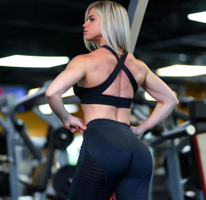 HOW TO GET A BIGGER BOOTY (AND A SMALLER WAIST)