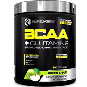 BCAA'S + Glutamine with Hydragen Complex
