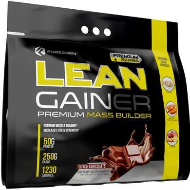 Lean Gainer Premium Mass Builder Chocolate
