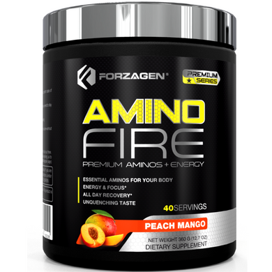 Amino Fire🔥 Essentials BCAA'S + Pre Workout Energy