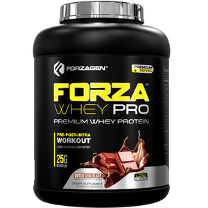 Protein Powder Forza Whey PRO 5 Lbs - 65+ SERVINGS