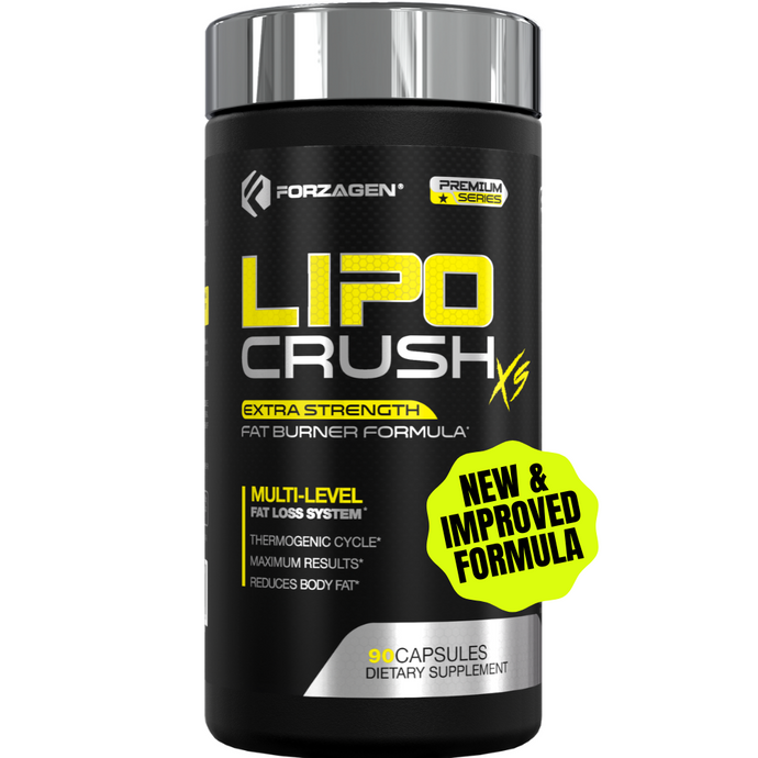 Lipocrush Fat burner 90 Capsules