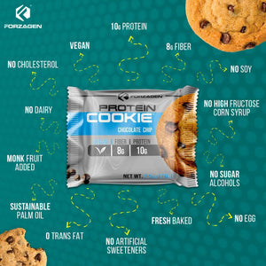 Vegan Protein Cookie Chocolate Chip