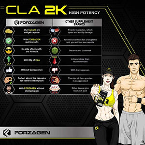 CLA 2K SOFTGEL WEIGHT LOSS CAPSULES