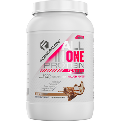 Protein Powder For Women - All in one for her Chocolate