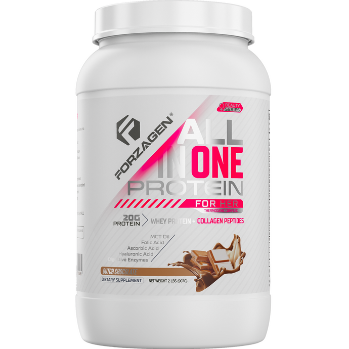 Protein Powder For Women - All in One for Her 2 Flavors Available