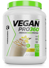 Load image into Gallery viewer, Vegan Protein Plant Based Pro 360🌱 NEW & IMPROVED FORMULA