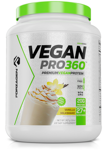 Vegan Protein Plant Based Pro 360🌱 NEW & IMPROVED FORMULA