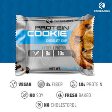 Load image into Gallery viewer, Vegan Protein Cookie Chocolate Chip
