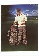 Golfer, 1997 Postcards (Set of 12) - ImageExchange