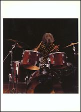 Drum Kit, 1996 Postcards (Set of 12) - ImageExchange