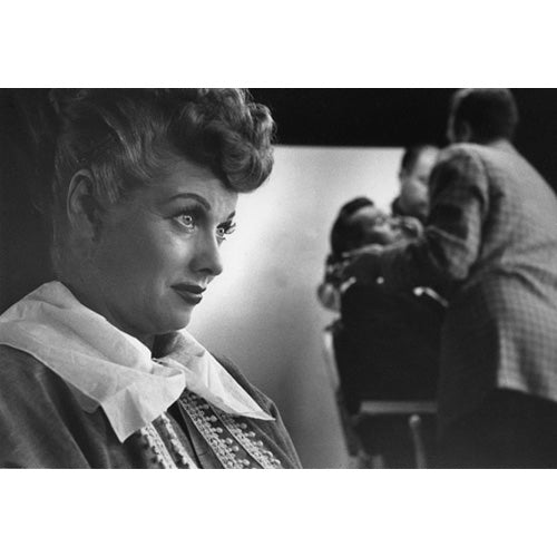 Lucille Ball, Hollywood, CA 1952 Photograph - ImageExchange