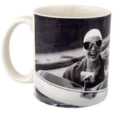 Couple in MG, 1951 Mug - ImageExchange