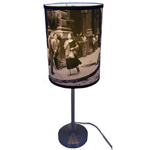 American Girl in Italy Table Lamp - ImageExchange