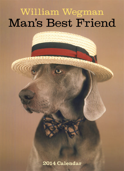 Man's Best Friend 2014 Wall Calendar - ImageExchange