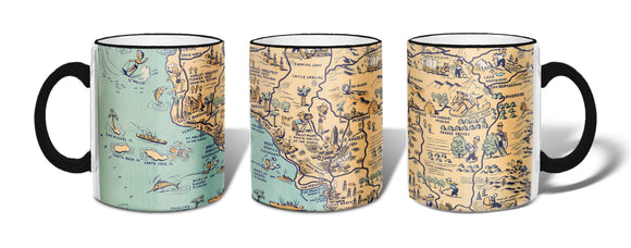 Golden State (Los Angeles) Mug - ImageExchange