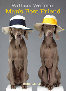 Man's Best Friend 2016 Wall Calendar - ImageExchange