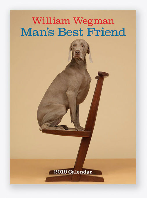 Man's Best Friend 2019 Wall Calendar - ImageExchange