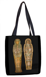 Coffin of Bakenmut Tote Bag - ImageExchange