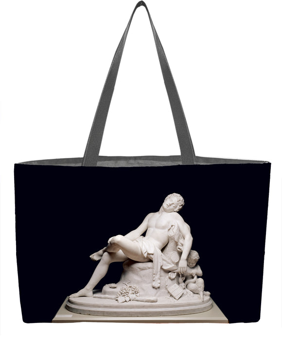 The Sleeping Faun Tote Bag - ImageExchange