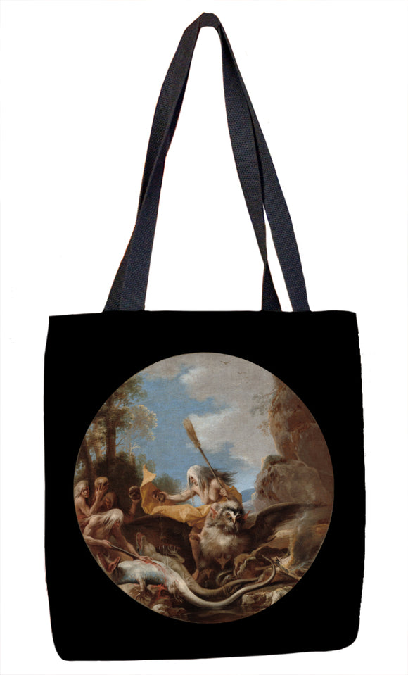 Scenes of Witchcraft: Day Tote Bag - ImageExchange